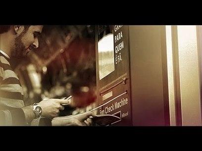 Billboard: Fan check machine | Ads of the World™ | Mediawijsheid ed | Scoop.it