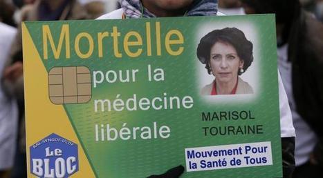 Quand Marisol Touraine se réjouit de la réduction du déficit de la sécurité sociale en oubliant que ses causes n'ont rien de réjouissant | le médicament et la pharmacie | Scoop.it