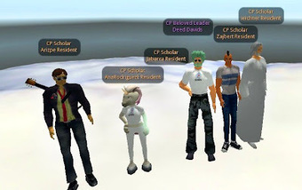Virtual Outworlding: EDU: Mexican High School Conducts Class in Second Life | 3D Virtual Worlds: Educational Technology | High School Digital Media | Scoop.it