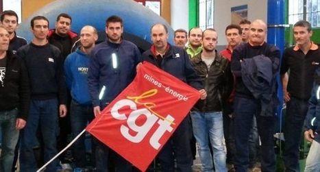 Hydroélectricité : les salariés d'EDF se sont mobilisés en Aure et Louron | Vallée d'Aure - Pyrénées | Scoop.it