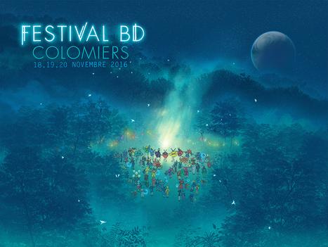 Affiche du festival de BD de Colomiers | A voir à Toulouse | Scoop.it