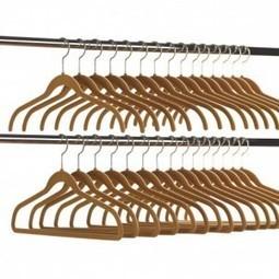 Huggable Hangers: Keep Your Wardrobe Neat | Huggable Hangers | Apple cider,Home and Health | Scoop.it
