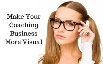 EP116: How To Make Your Coaching Biz More Visual - The Launch Queen | Graphic Coaching | Scoop.it