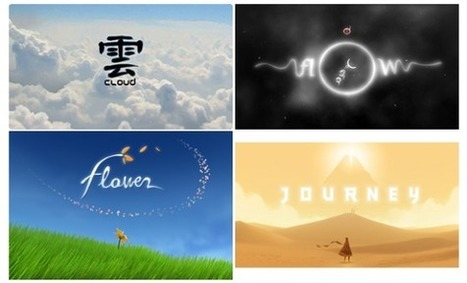 Color + Design Blog / Journey Through the Amazing Worlds of thatgamecompany by COLOURlovers :: COLOURlovers | Funworld | Scoop.it