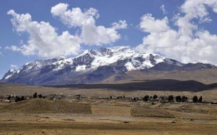 Andes glaciers, ailing giants hit by climate change | Sustain Our Earth | Scoop.it