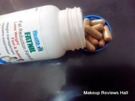 Healthvit Fatnil Fat Reduction Formula Review | Makeup Reviews Hall - Indian Makeup and Beauty Reviews Blog | Makeup and Beauty Reviews in Makeup Reviews Hall | Scoop.it