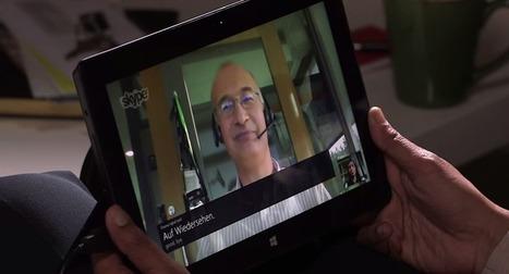 How Skype Translator Learns Language from Social Media | Web Content Enjoyneering | Scoop.it