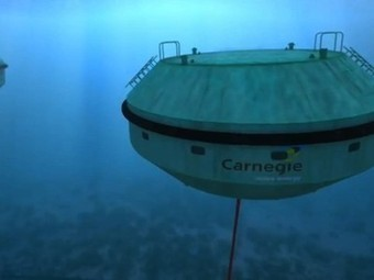 Wave Energy technology produces both clean water and clean energy | Wave energy | Scoop.it