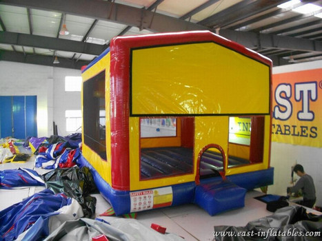 Module Bounce House | inflatables | Scoop.it