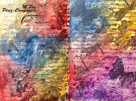 A vueltas con los sellos y el stamping | Red Social de Manos y Mente | Scoop.it
