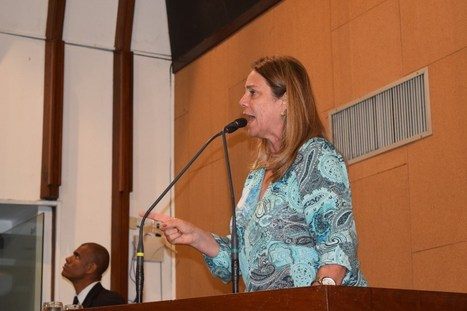 Deputada Fabíola Mansur critica PEC 241 que propõe congelamento de verbas na saúde e educação. | Lucas Souza Publicidade | Scoop.it