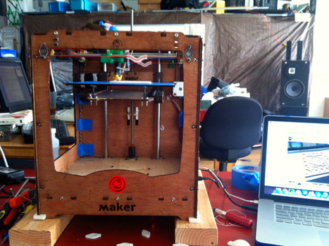 Making a maker: How to turn a 2D image into a 3D printable object | Tinkering and Innovating in Education | Scoop.it