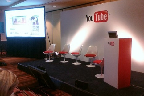 YouTube serves up nearly half of all videos online   Social TV is everywhere   Scoop.it
