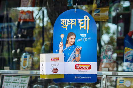 Brand Packaging Design & Point of Purchase of Spices & Ghee brand   Branding Advertising News Thoughts   Scoop.it