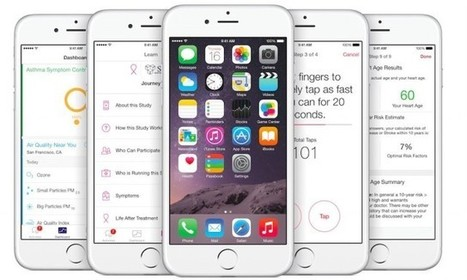 ResearchKit's next breakthrough will be in drug development | Technology transforms Healthcare | Scoop.it