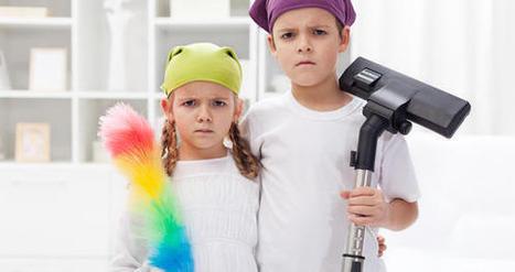 L'application ChoreMonster récompense les enfants quand ils accomplissent des taches | L'Atelier: Disruptive innovation | Les bébés connectés | Scoop.it