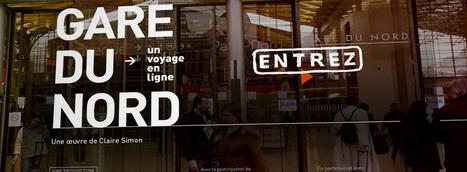 France Televisions – Gare du Nord | Djehouti – Le Blog | La formation numérique | Scoop.it