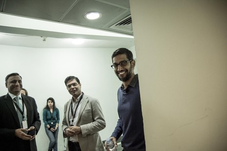 Searching For Google CEO Sundar Pichai, The Most Powerful Tech Giant You've Never Heard Of   The Innovation Economy   Scoop.it