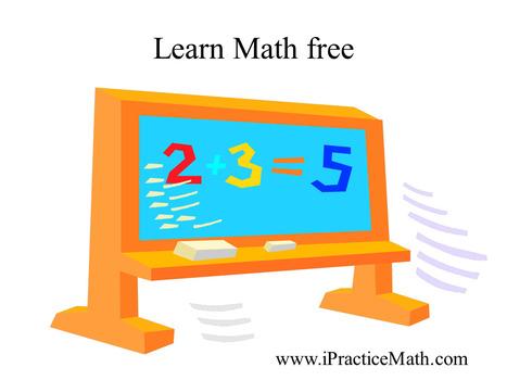 Learn Math free | 30 minutes Math magic | Scoop.it