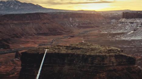8 disciplines de sports aériens dans une seule vidéo | Tourisme de randonnées                                                                                                                                                                                 & Sports de nature pour les pros | Scoop.it