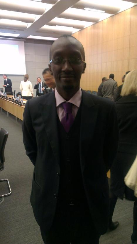 @LeoMunga from Kigali | OECD Aid for Trade Policy Dialogue 2013 | Scoop.it