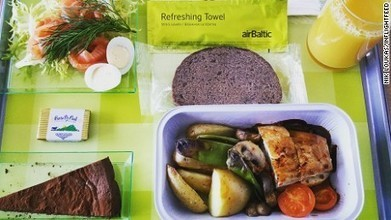 The best airline meals are... | Social Loyal Travel Tourism Revolution! | Scoop.it