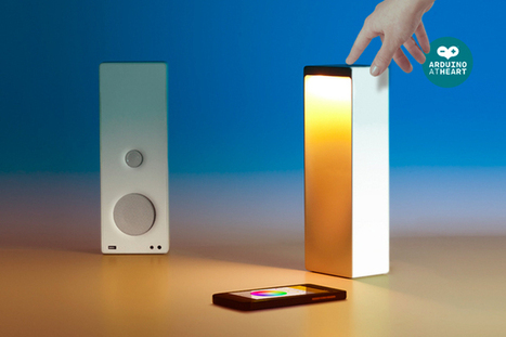 The most advanced Lamp/Speaker is open source and also Arduino at heart | Raspberry Pi | Scoop.it