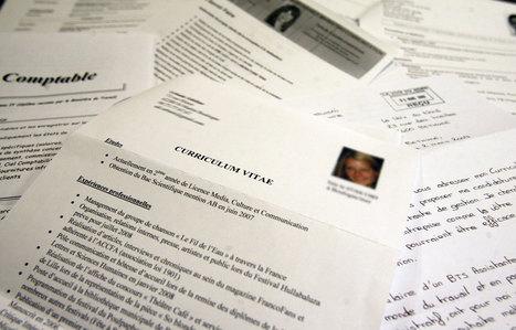 Le CV fait sa révolution - leJDD.fr   La recherche d'emploi en quelques mots   Scoop.it