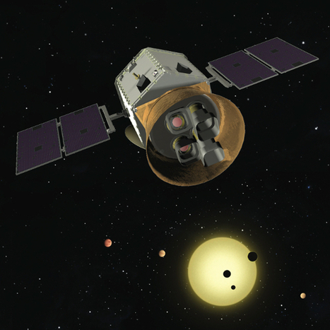 Exoplanet Hunter Satellite | Astrobiology | Scoop.it