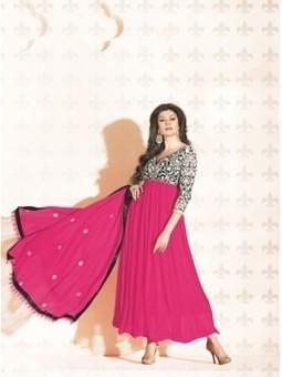 Buy Sushmita Sen Pink Georgette Designer Anarkali Suit 9641= Sushmita Sen Anarkali Suits, Churidar Suit, Sushmita Sen Collection | Online Suit Salwar Kameez |  Suit Price| Suit Sale | Apparel | Women Suit | Scoop.it