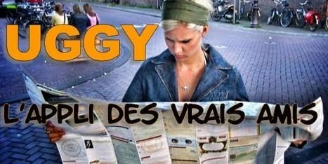 L'application pour trouver des restaurants : Uggy (les bons tuyaux!) - Mon Bon Pote | changer de vie | Scoop.it