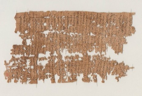 Egyptian Letter Dating Back 1,800 Years Deciphered - Science News - redOrbit | Skylarkers | Scoop.it