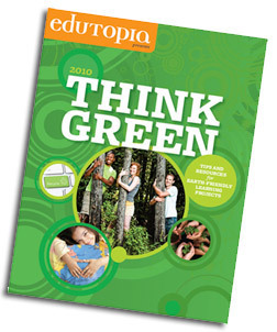 Think Green Resource Guide | Edutopia | The educational synapse | Scoop.it