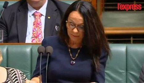 L'émouvant discours de la première députée Aborigène d'Australie | Aborigènes | Scoop.it