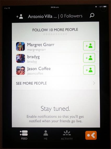 ¿Qué es Yevvo? Más allá de compartir: participar. | Uf con las redes sociales | Scoop.it