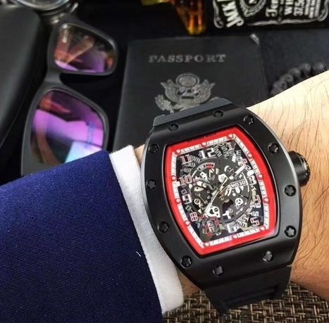 Replica Richard Mille RM 030 Automatic Review | Replica Watches Review and News | Scoop.it
