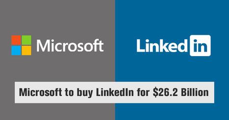 Microsoft compra LinkedIn por 23.260 millones de euros | El País | eSalud Social Media | Scoop.it