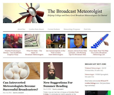 The Broadcast Meteorologist | The Broadcast Meteorologist News | Scoop.it