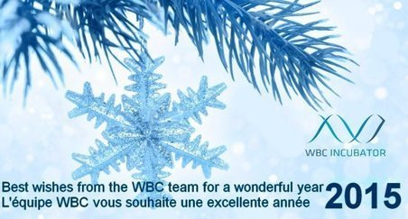 MEILLEURS VŒUX * BEST WISHES * | WBC Incubator | Biotech in the world | Scoop.it