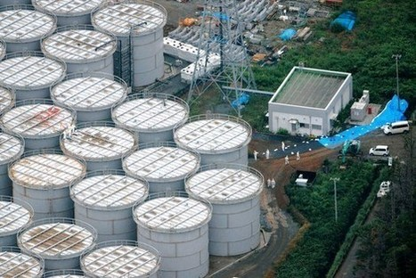 Tower Technology News:  Japan Races To Contain Worst Fukushima Spill Since Meltdown | Tower Technology | Scoop.it
