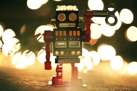 I, Robot: How Marketing Automation Can Destroy Your Content Marketing Strategy - Contently | The Marketing Technology Alert | Scoop.it