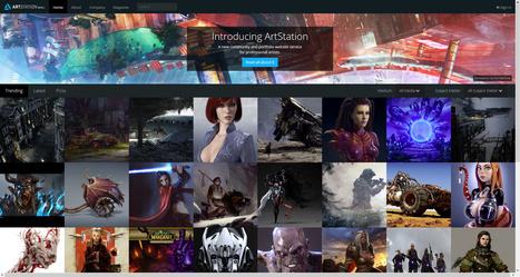 ArtStation | MyClone Poser & Daz Studio blog | Wolf and Dulci Links | Scoop.it