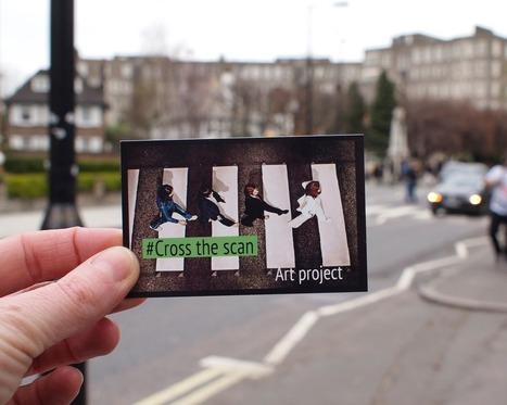 Les Nivaux artistes photographes plasticiens :une réplique d'Abbey Road pour la Nuit blanche, à Paris | Ambiances, Architectures, Urbanités | Scoop.it
