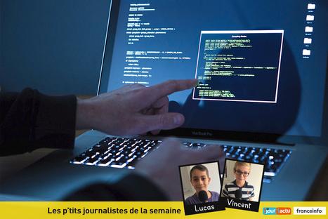 C'est quoi, un hacker ?   Veille Pédagogique, Éducative et Numérique - Canopé Orléans - Chartres   Scoop.it