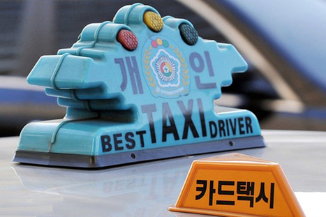 Why Banning Uber Makes Seoul Even More of a Sharing City | Digital-News on Scoop.it today | Scoop.it