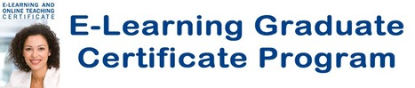 Elearning and Online Teaching Graduate Certificate | E-Learning and Online Teaching | Scoop.it
