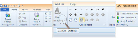 New features in Studio 2014 SP1: the good and the bad | CAT Tools | Scoop.it