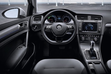 2015 VW Volkswagen e-Golf Green Cars with Zero Emission Release | CarsPiece | Scoop.it