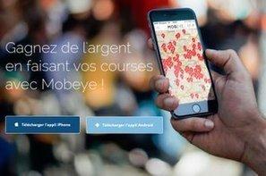 Confidentiel : Mobeye, l'appli qui permet aux marques de surveiller leurs rayons ... - JDN   E-transformation de la Grande Distribution   Scoop.it