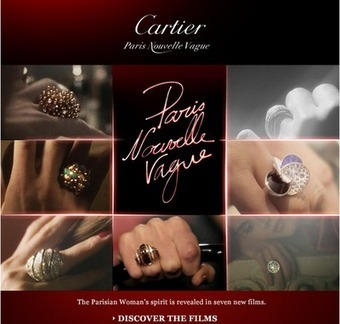 Cartier elicits emotion for new collection via short films - Luxury Daily ... | Cartier | Scoop.it